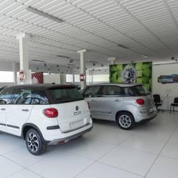 Barigelli Auto: Vendita - Riparazioni - Assistenza - Collaudi - Organizzato Fiat 02